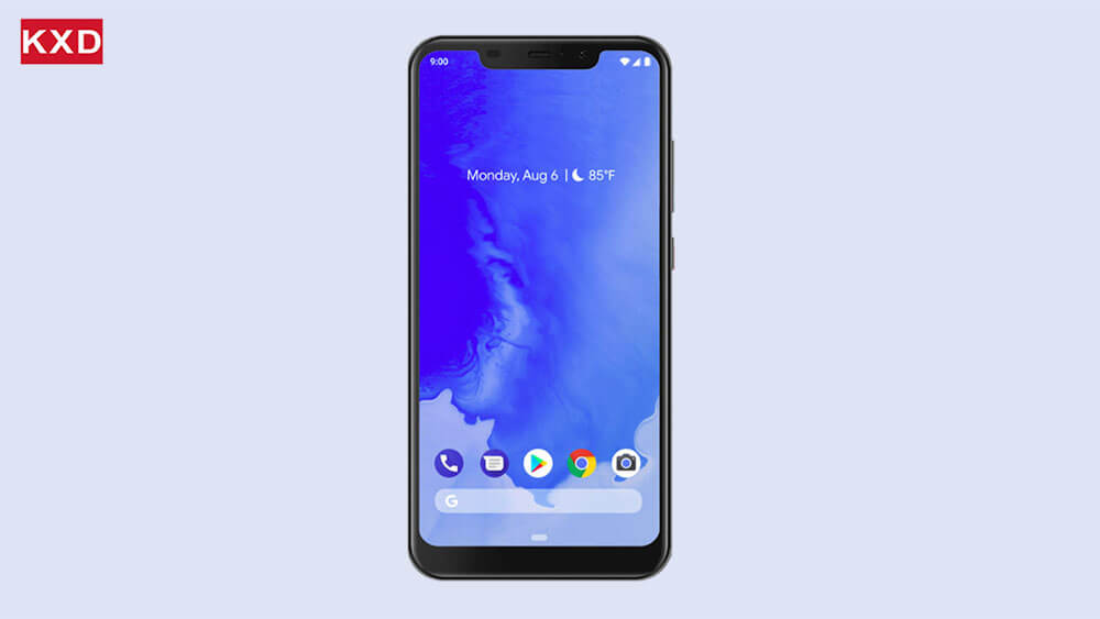 KXD Mobile to Android 9